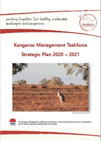 Kangaroo Management Authority Strategic Plan